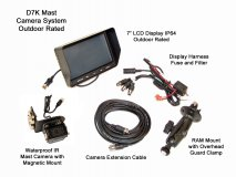 D7K Mast View Camera System