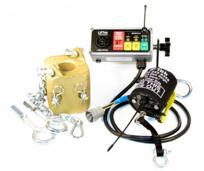 L25 Radio A2B - Single Winch System [L25AM-4]